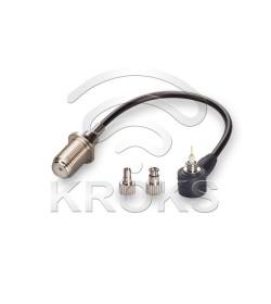 Универсальный пигтейл (кабельная сборка) CRC9, TS9-F
