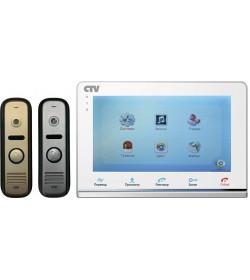 Комплект цветного видеодомофона CTV-DP2700IP