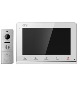 CTV-DP3700 Комплект цветного видеодомофона