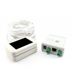 Проводной счетчик посетителей MC-ETH с передачей через Ethernet